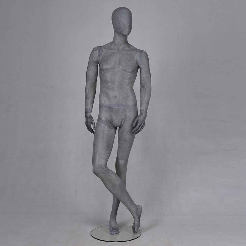 YB-2 Vintage style euro display mannequins male clothing display model