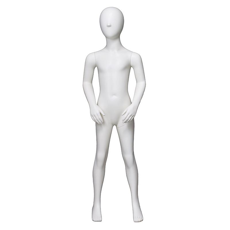 PRIM-033 Full body white child boy mannequin kids mannequins display