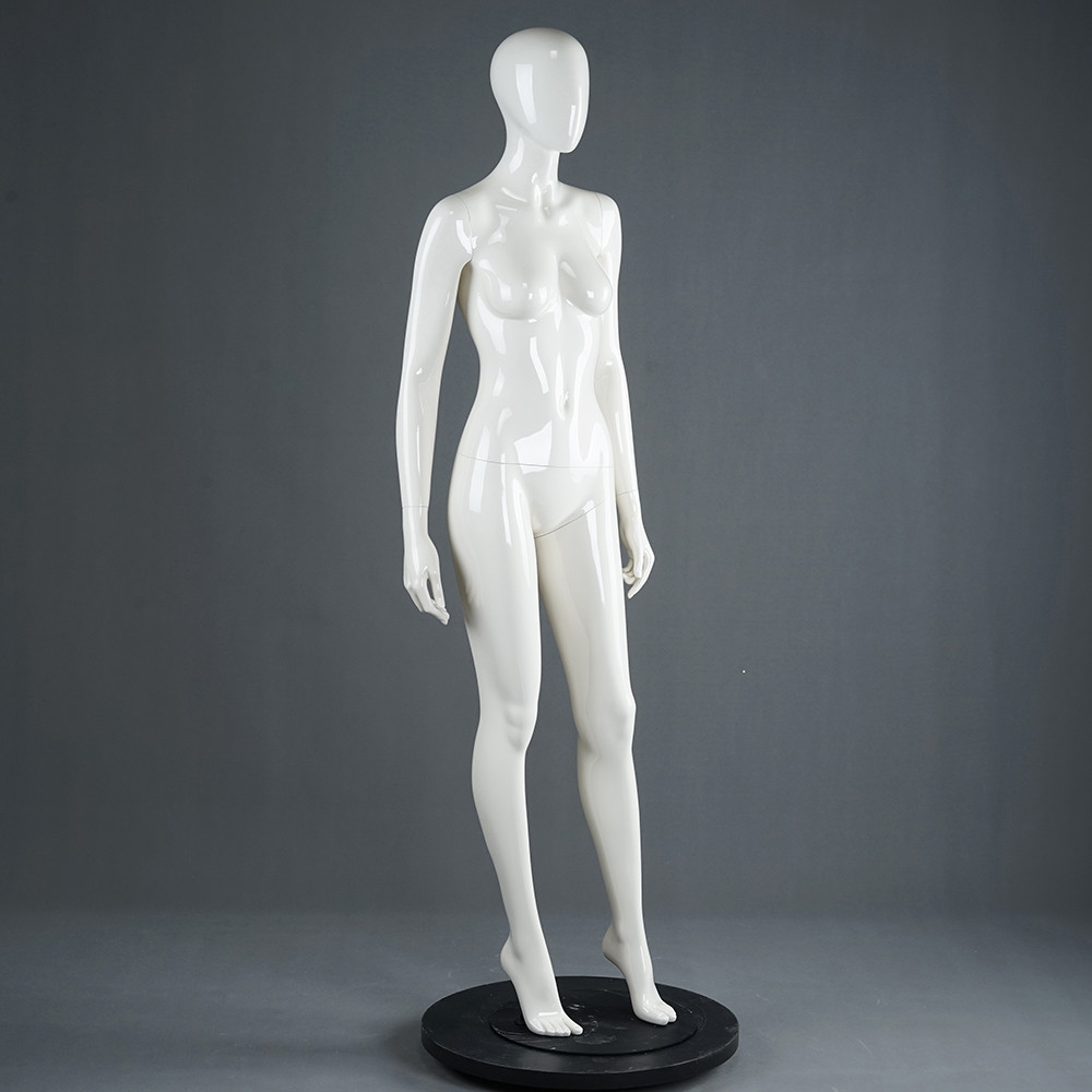 SQF-1 Fashion female mannequin standing for clothes display
