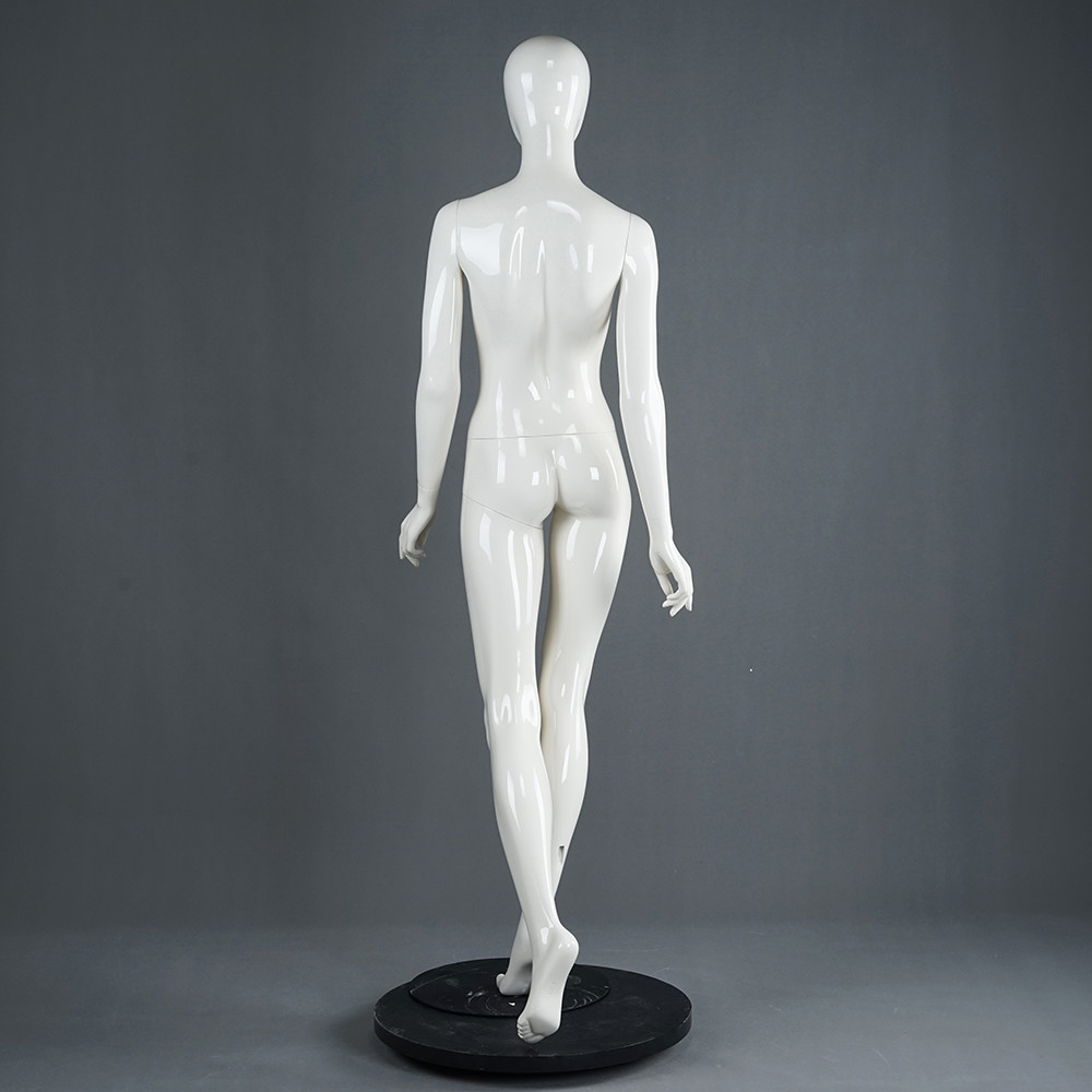 LADF-6 moveable female mannequin full body women dummy for display