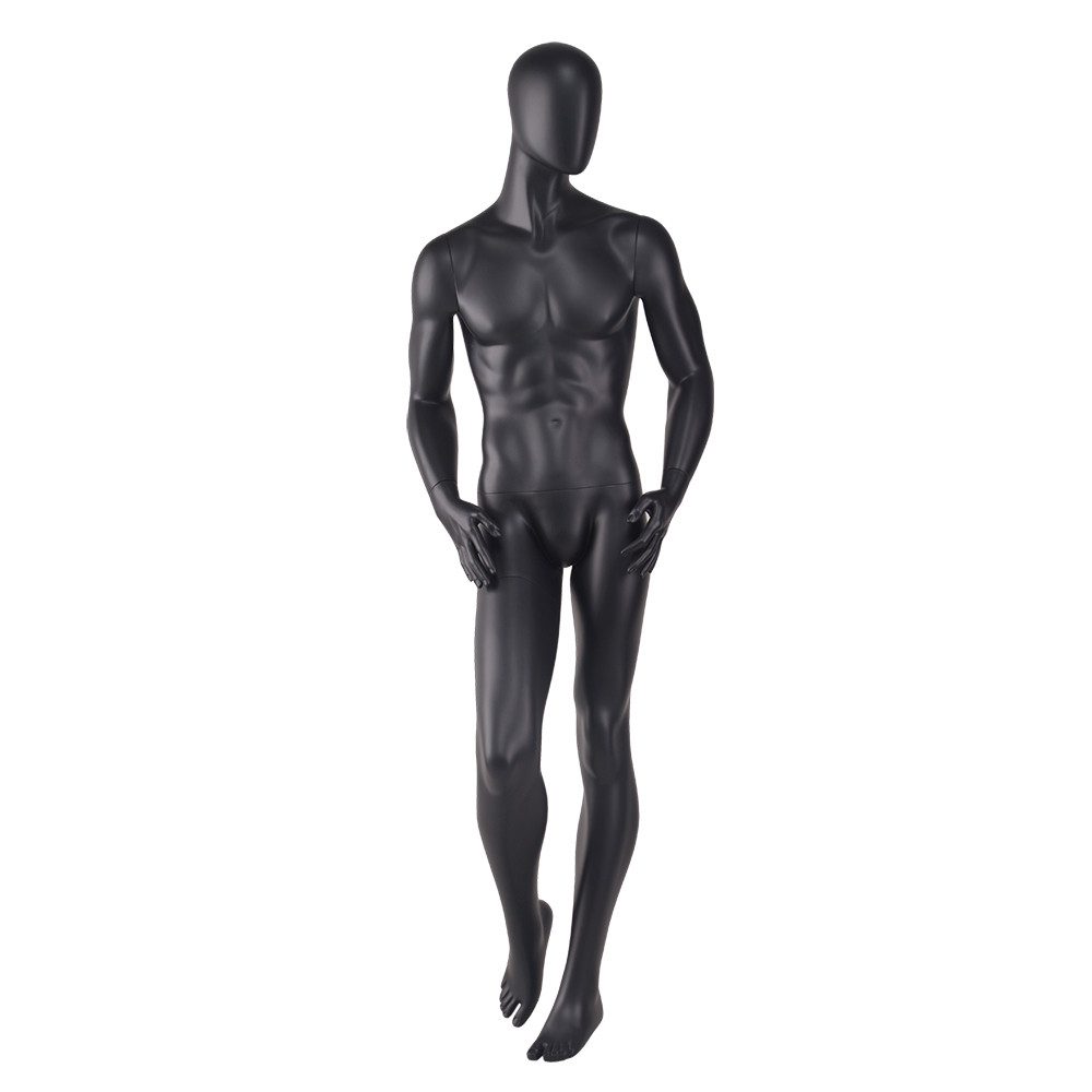 CM-30 Fashion window male display mannequin fiberglass cheap male mannequin