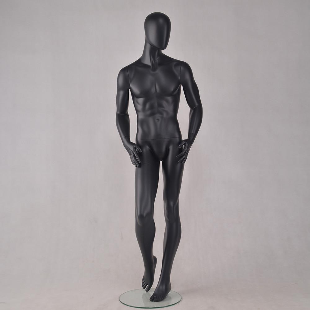 CM-30 Fashion window male display mannequin fiberglass cheap male mannequin