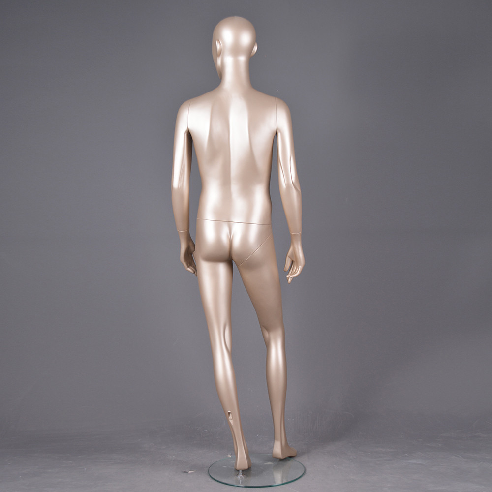 7079 Fashion new full body mannequin male for clothing dsplay