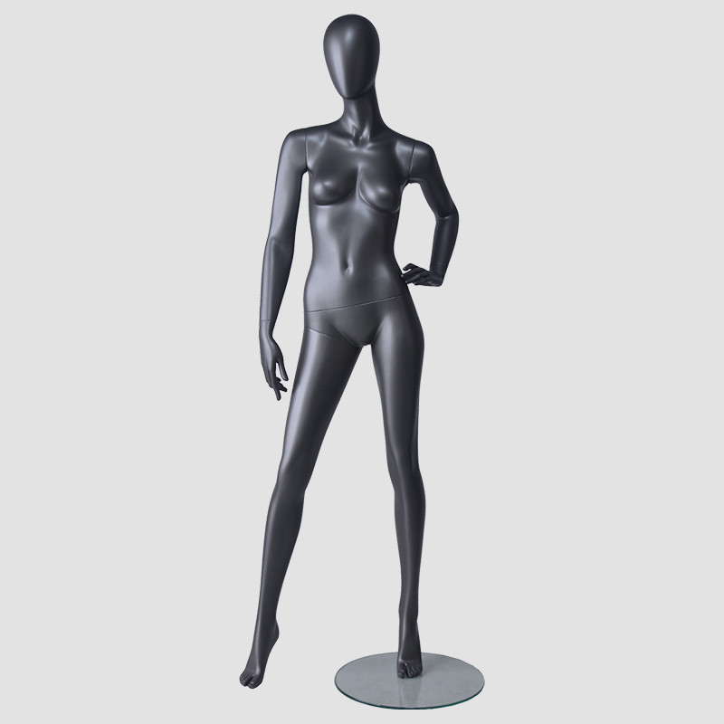 BDS Custom womenmannequinfullbodyfor boutiqueabstract female manikin for window display