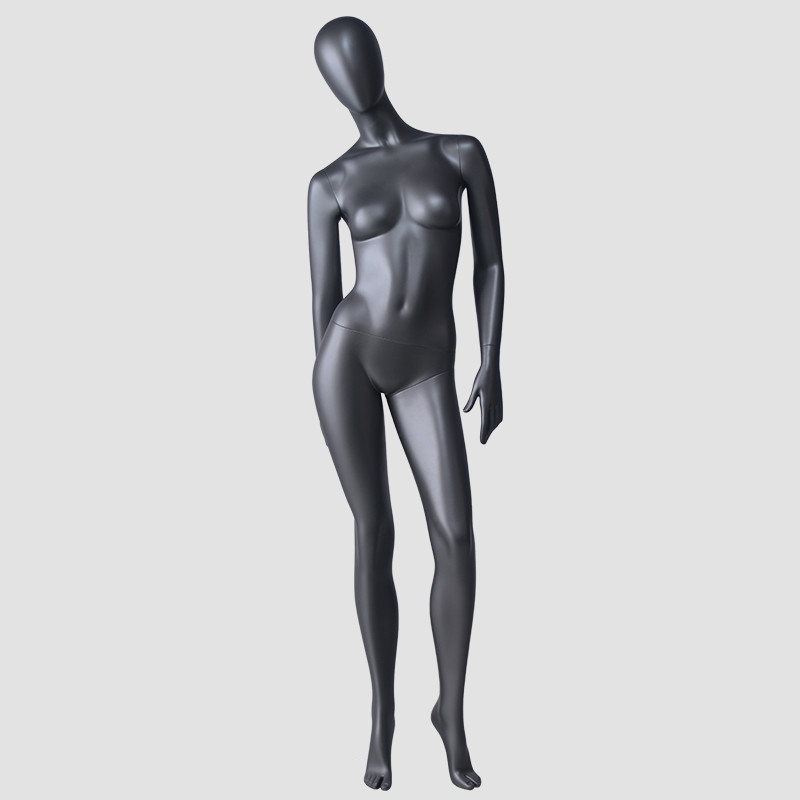 BDS Vintage full-body male human dummy sexy black maniquies women