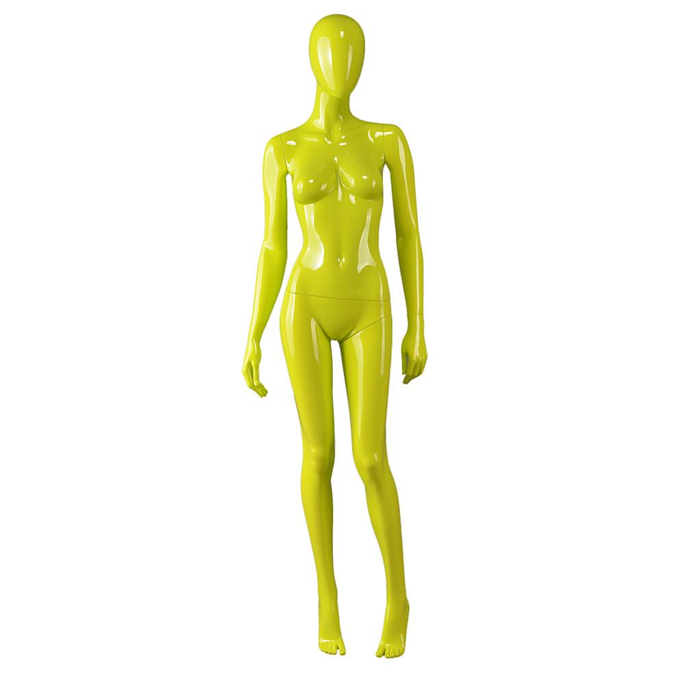 AS-7 Elegant sexy full figured lifelike female mannequins model for sale