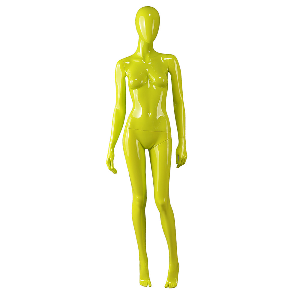 AS-7 Elegant sexy full figured lifelike female mannequins model for sale