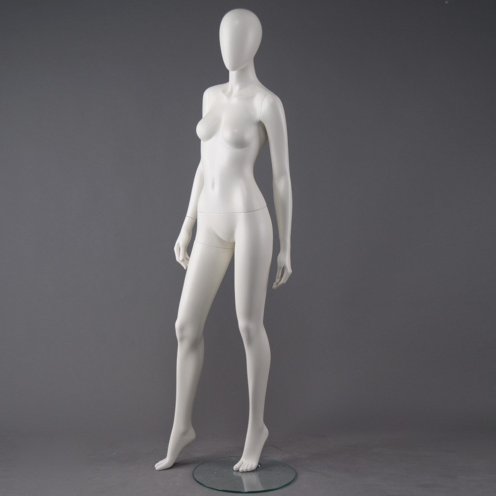 AS-9 Whole body female mannequin torso abstract women mannequin for dress display