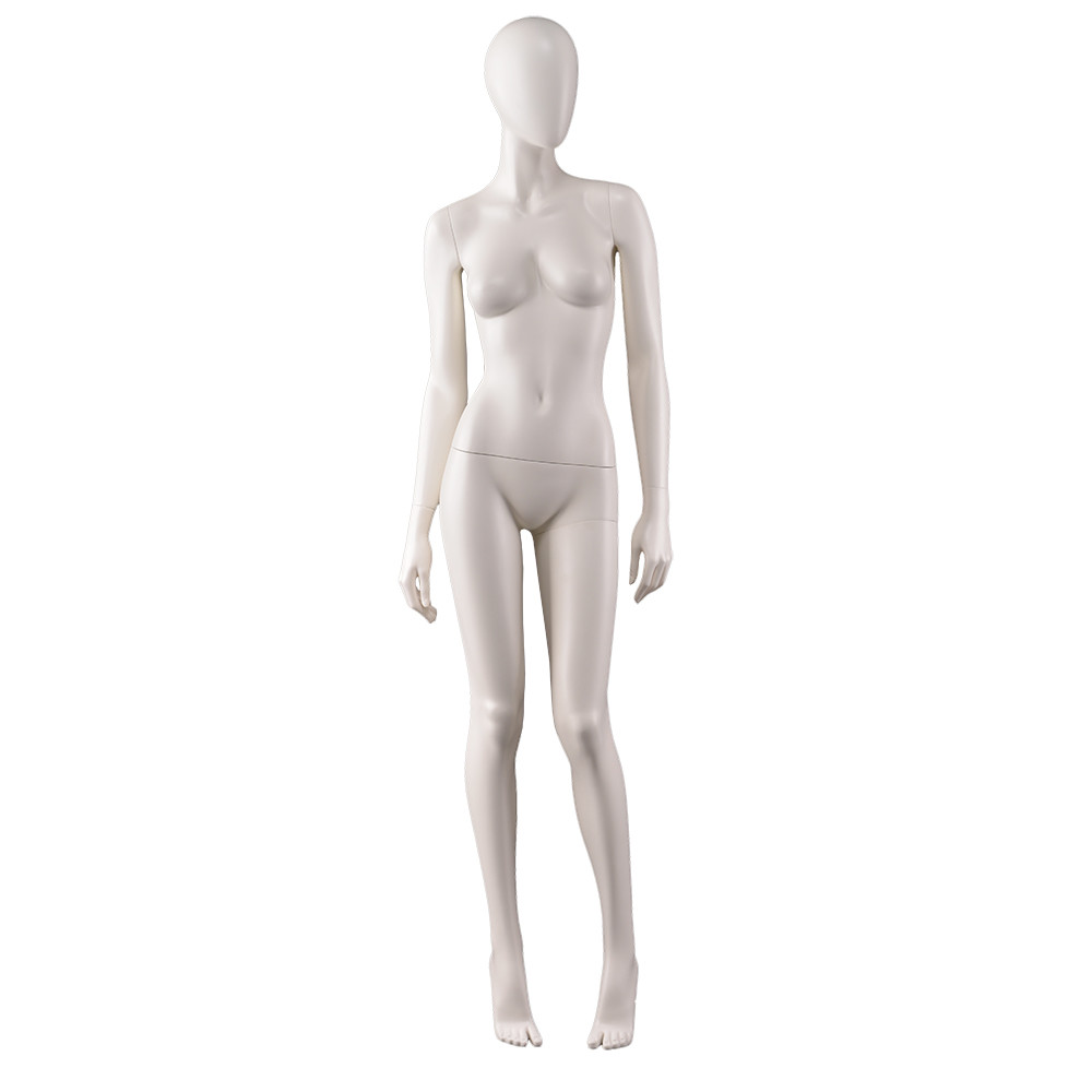 AS-7 Standing woman full body mannequin female manichini with stand for sale