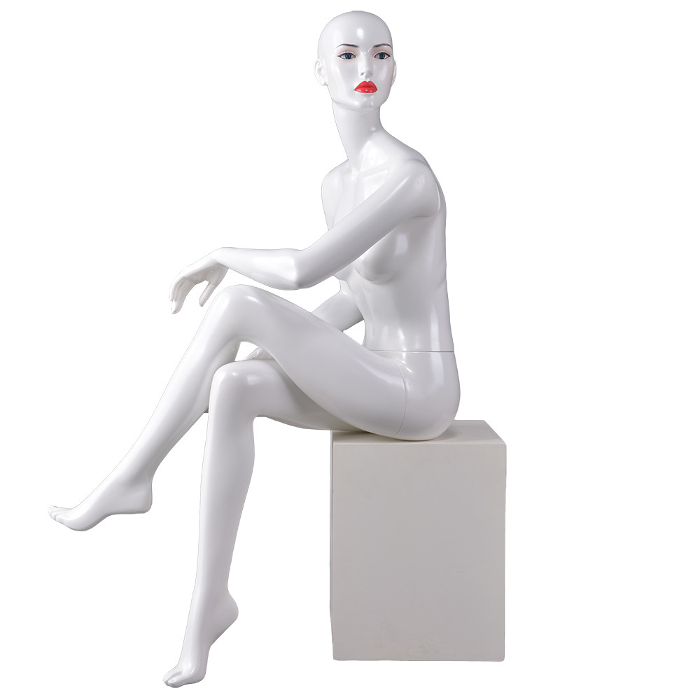 Dior-1 Sexy lifelike mannequin female full body realistic girl manikin for clothes