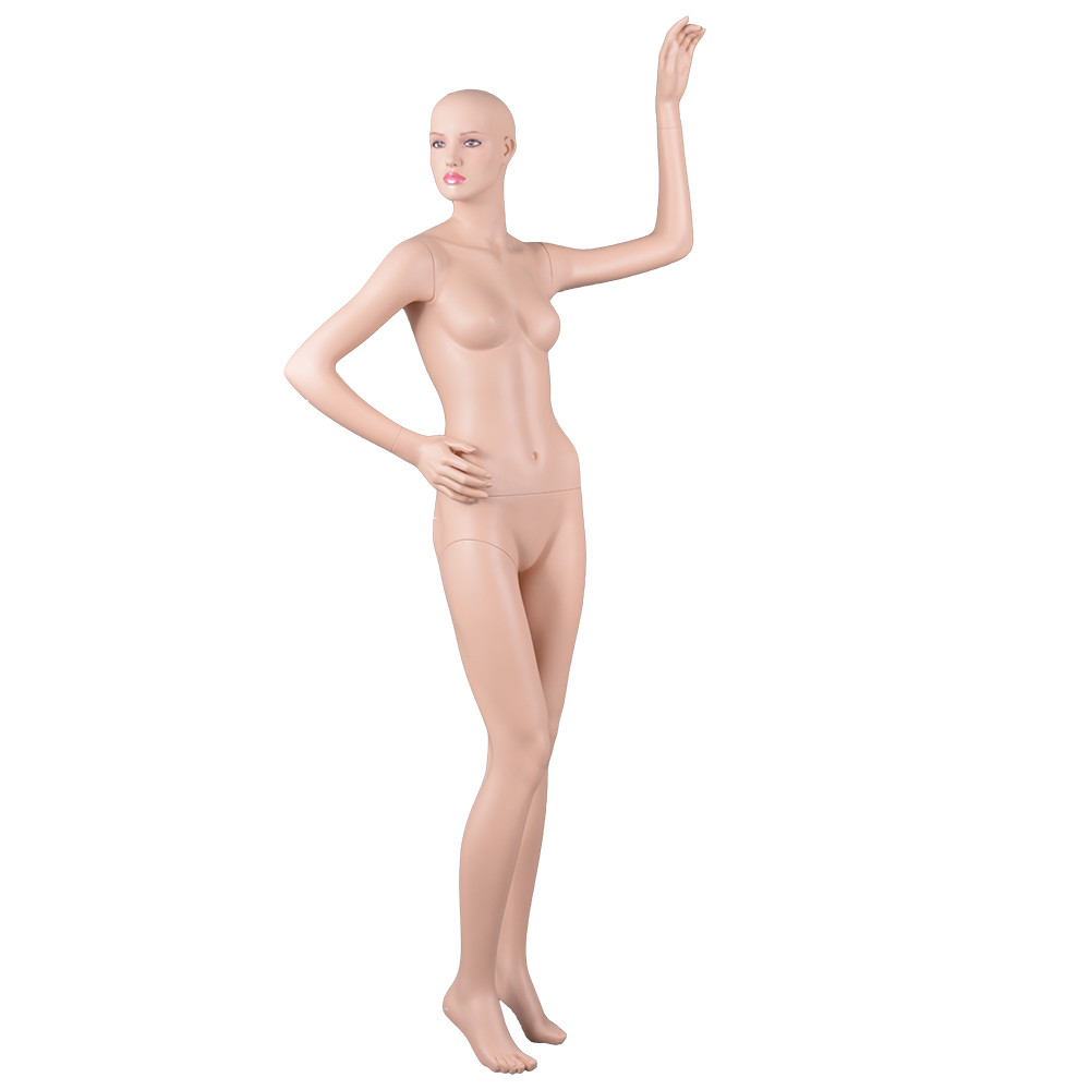 Ela-2 European style sexy nude make-up female beautiful mannequin for women underwear display
