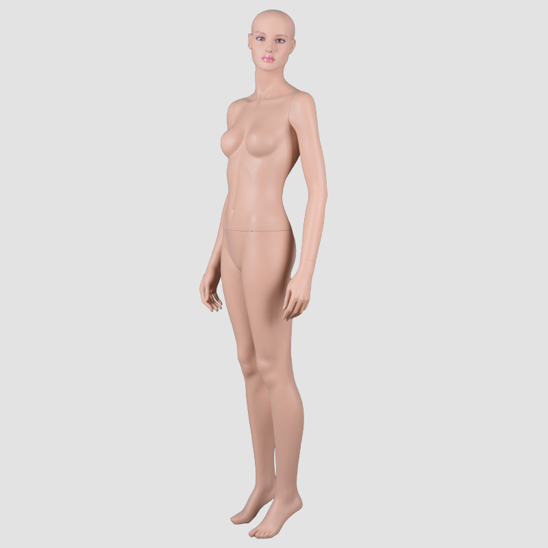 Ela-4 High quality sexy female model maniquines realistic make-up female fashion mannequin