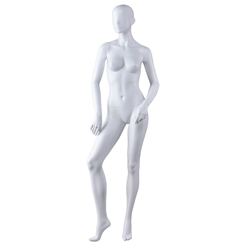 FION-9 Young female whole body mannequin sex quality female mannequin for sale