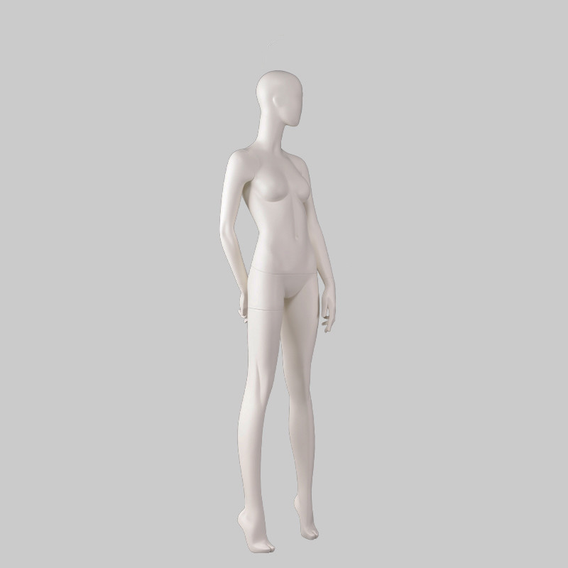 90-S5 High tall slim full body female garment mannequin new style window display display dummies for sale