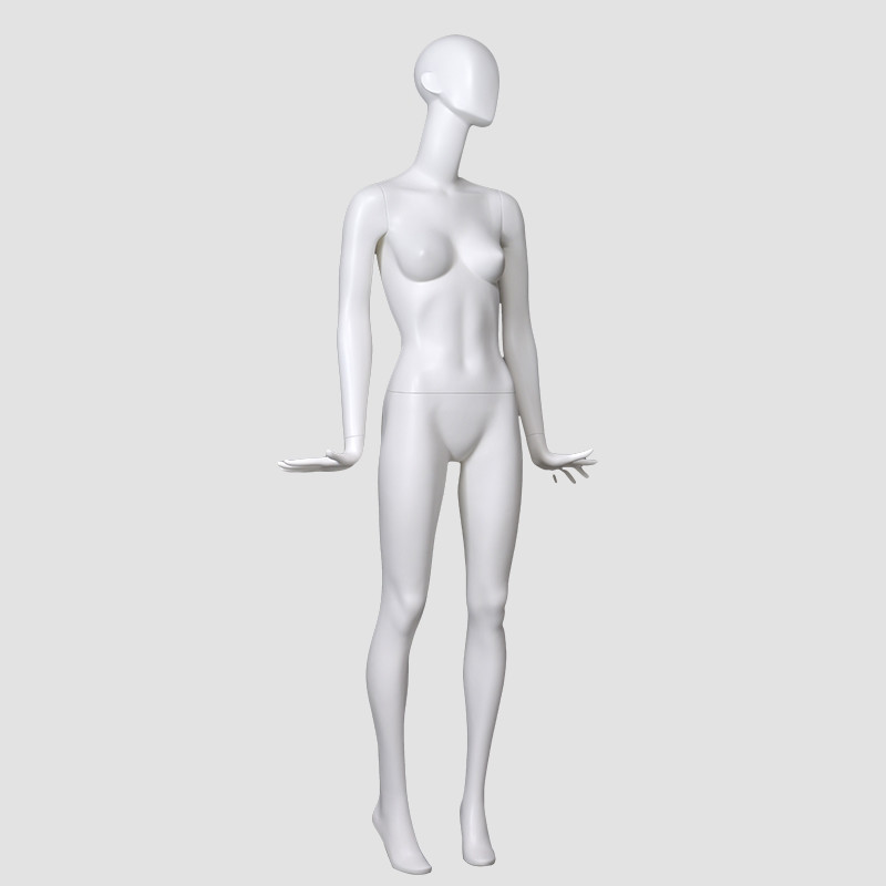 ELF-1 Full body flexible maniquies female fashion window display mannequin for clothes
