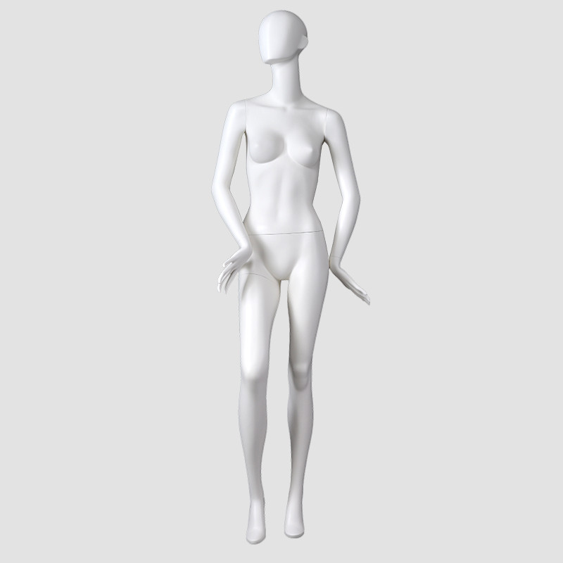 ELF-4 Eco-friendly female mannequin full body sexy female abstract mannequin