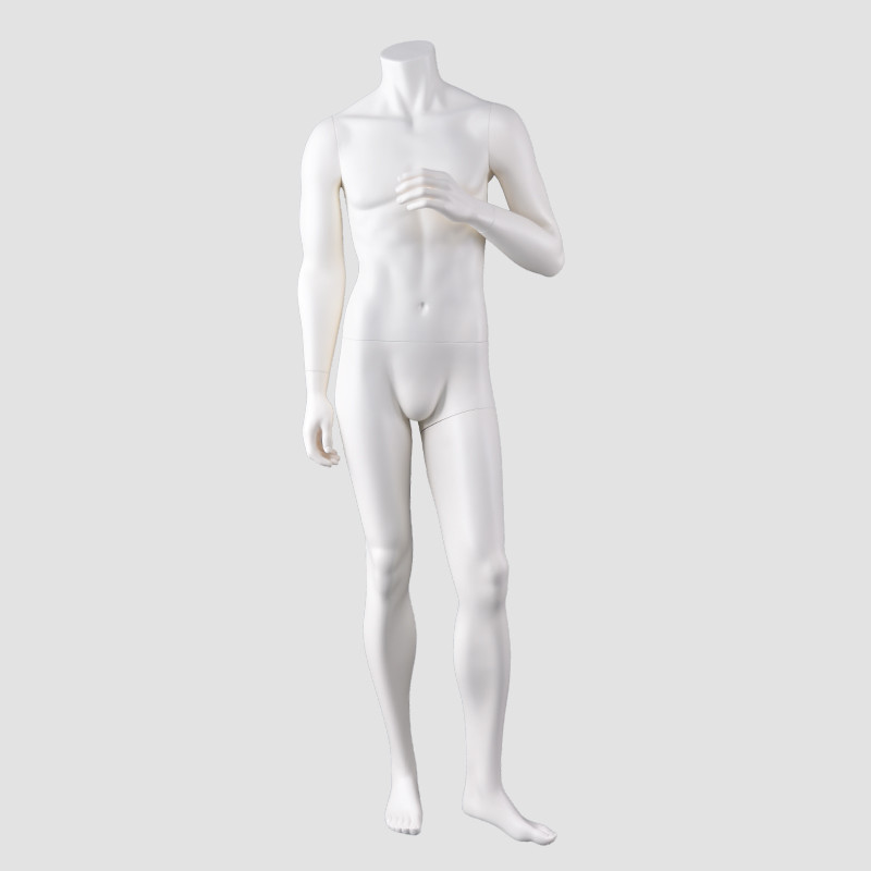 JB-6 Cheap headless male mannequin fashion bussiness suit male mannequin display
