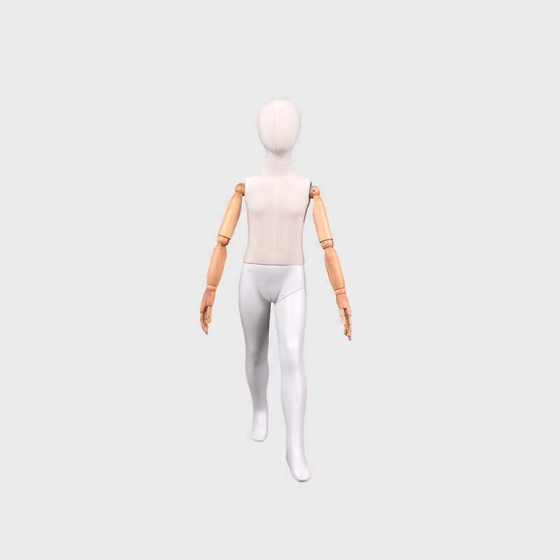 Fabric child mannequin teenage mannequins for sale