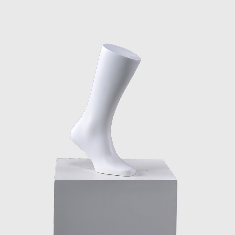 Male sock mannequin foot