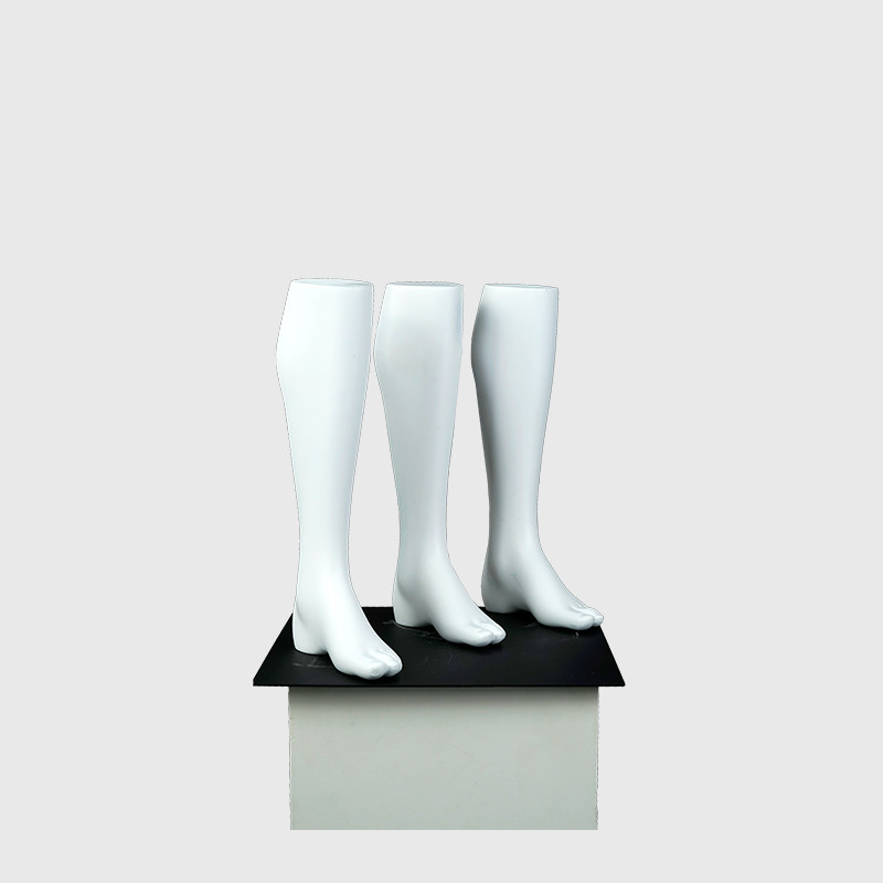 New style sports male and female mannequin foot