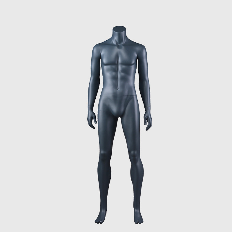 Full body lifelike muscle man mannequin exercise sports mannequin for sale