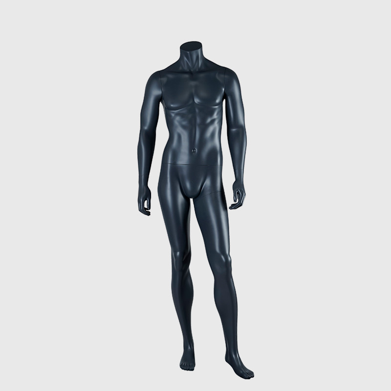 Full body muscle mannequins male sport display mannequins