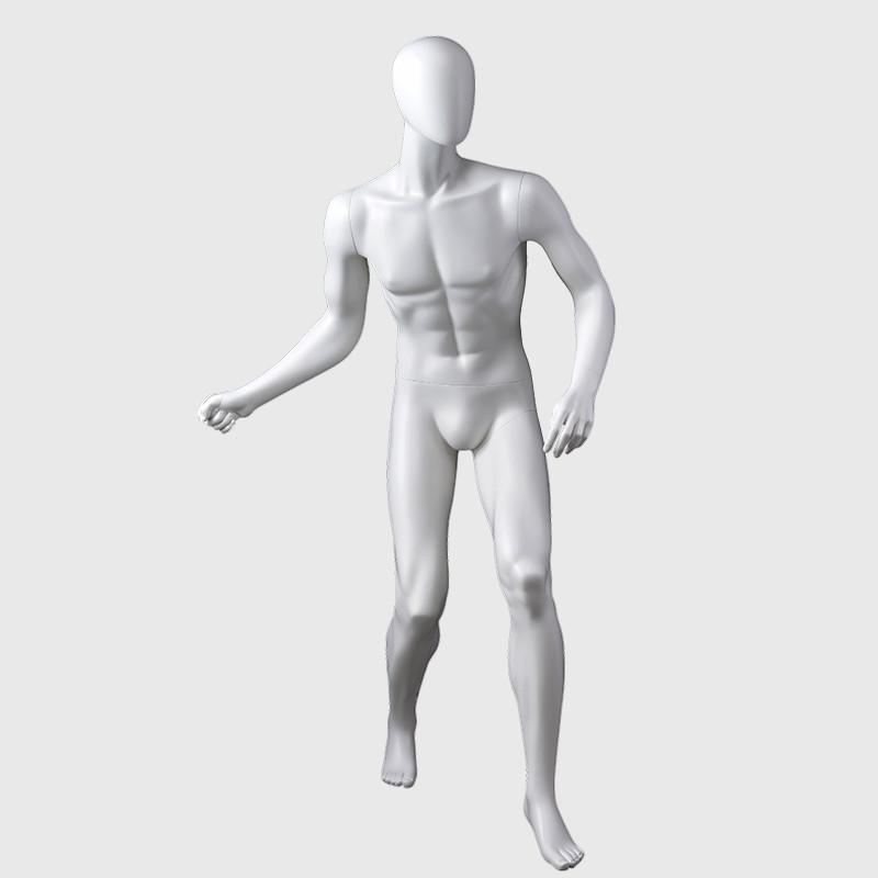 Lifelike full body male mannequin baseball mannequin men