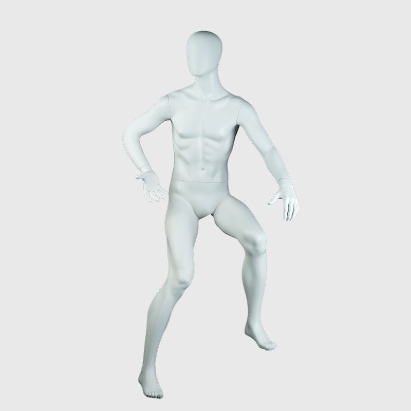 Full body mannequin baseball player mannequin for sale