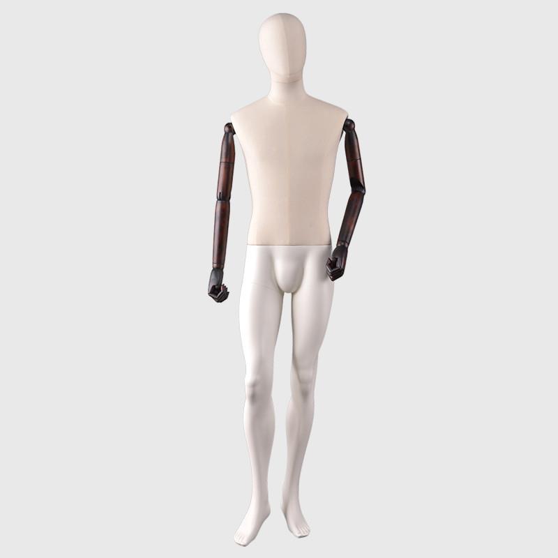 Vintage male mannequin full figured display modern mannequins for sale