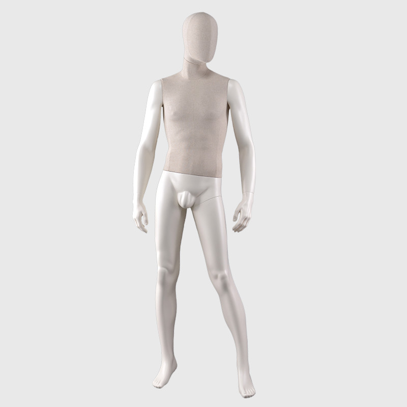 Stand male mannequin full body mannequin muscle men