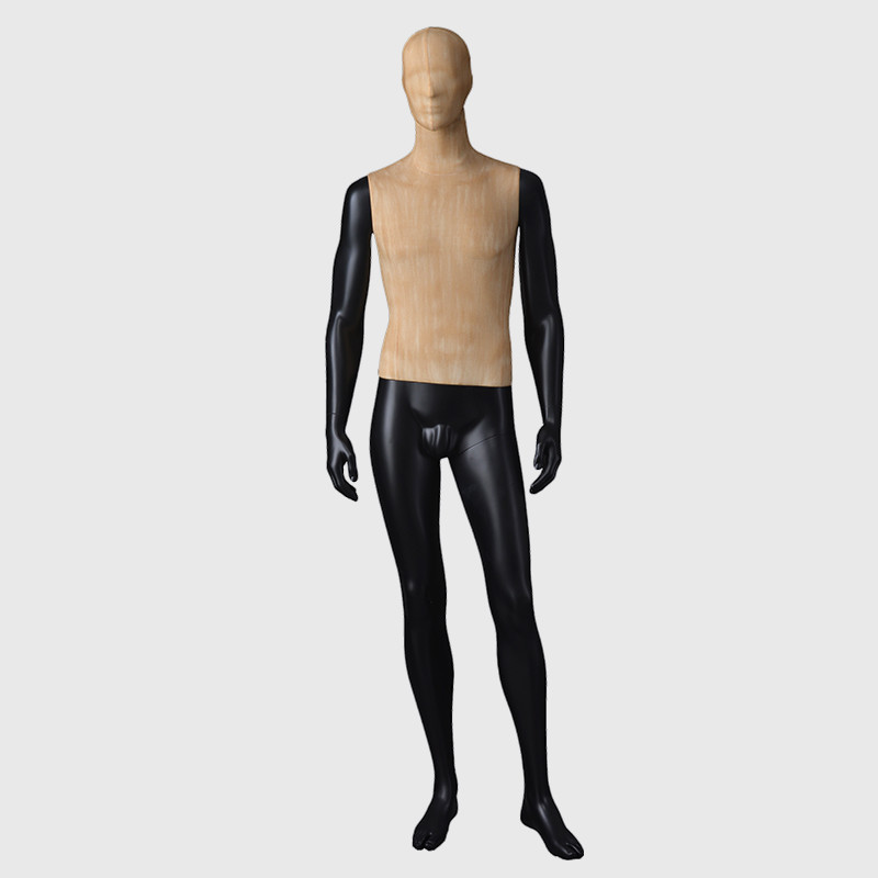 Black male model mature mannequins for sale cheap
