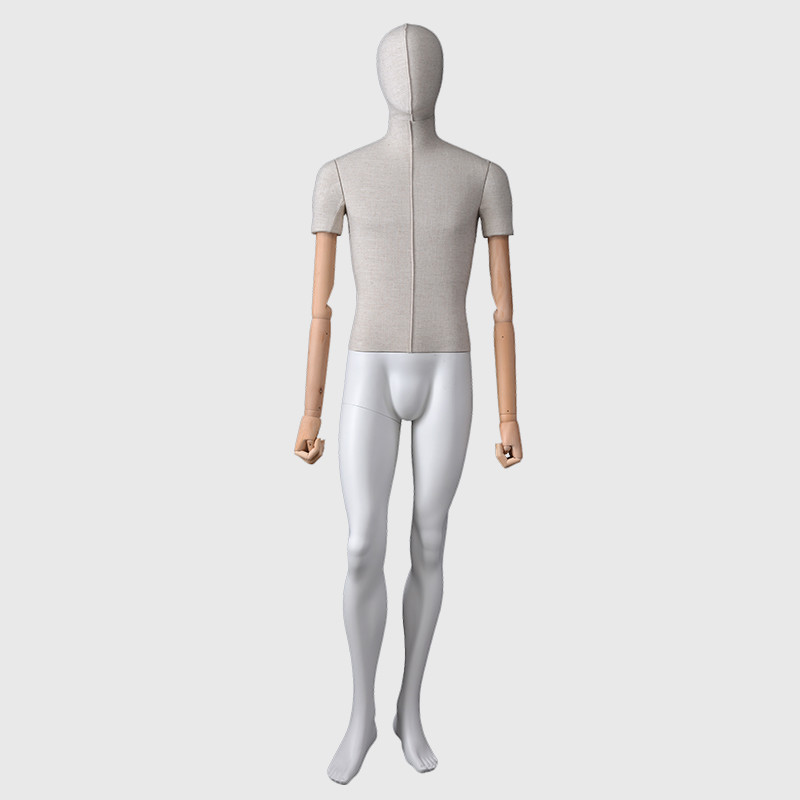 White male model brazilian mannequin for sale
