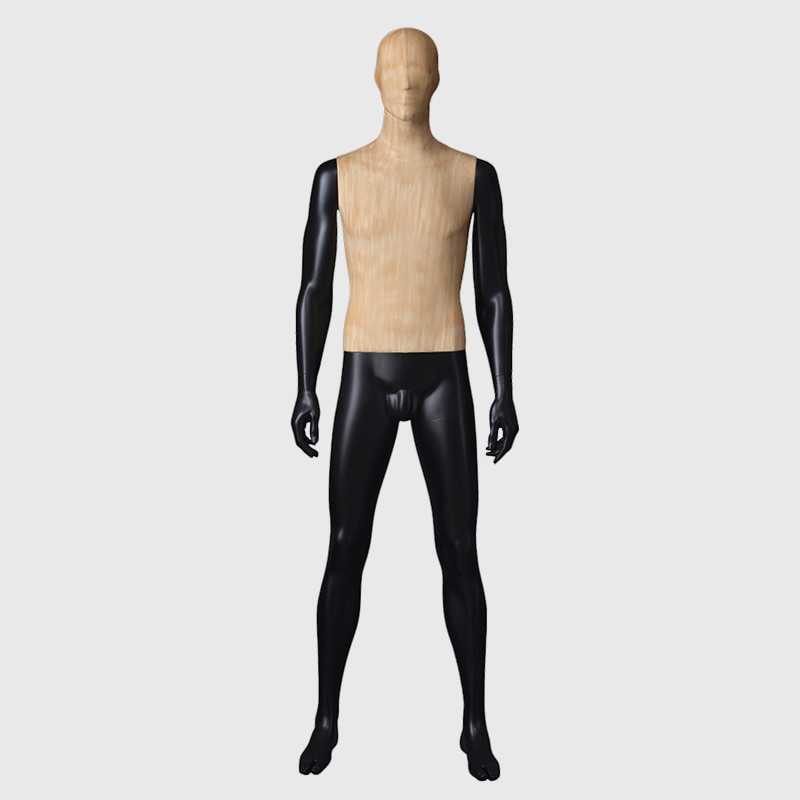 Sexy full-body male mannequin black mannequin men for sale