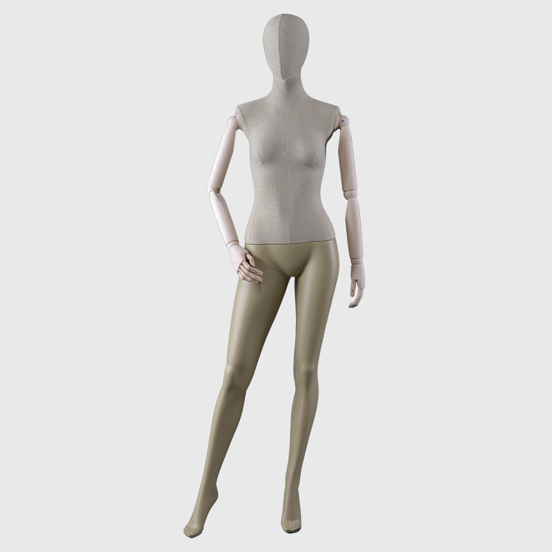 New style unbreakable mannequin female brazilian mannequins for sale