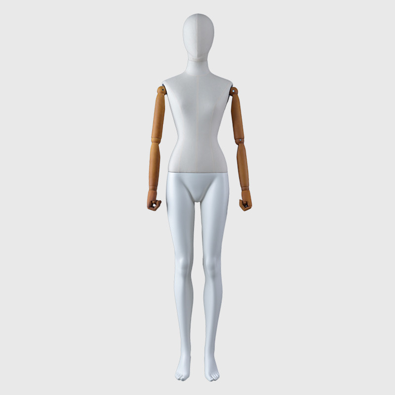 Female plastic mannequin full body store mannequins sale