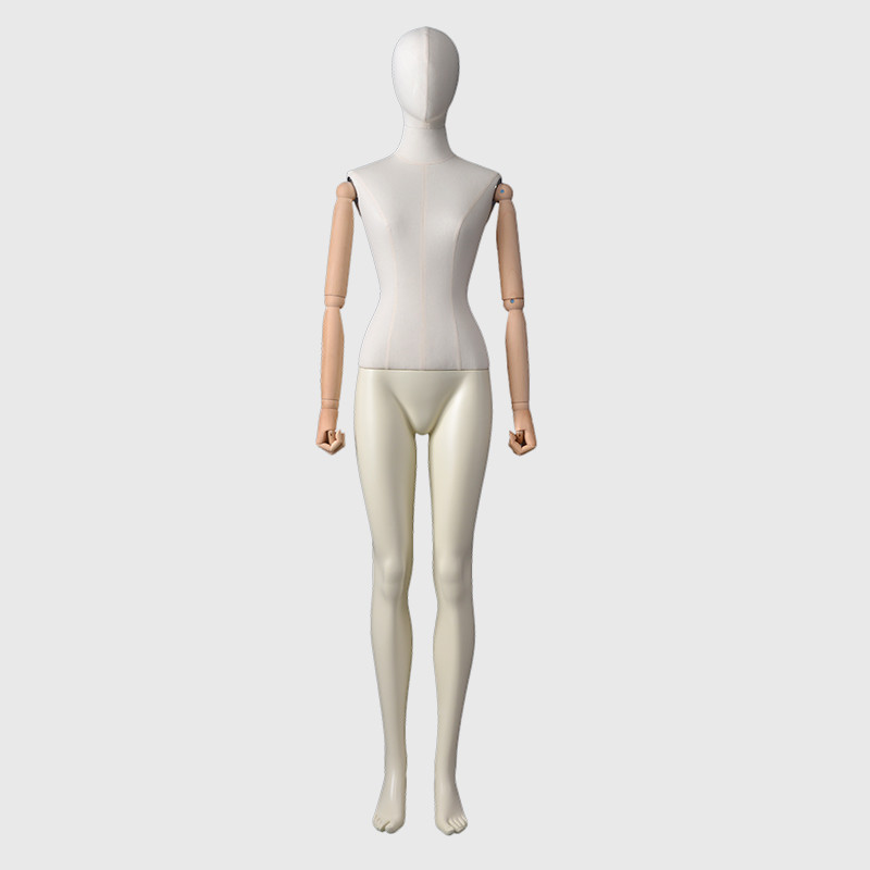 Matte white mannequin dress form fashion women mannequins