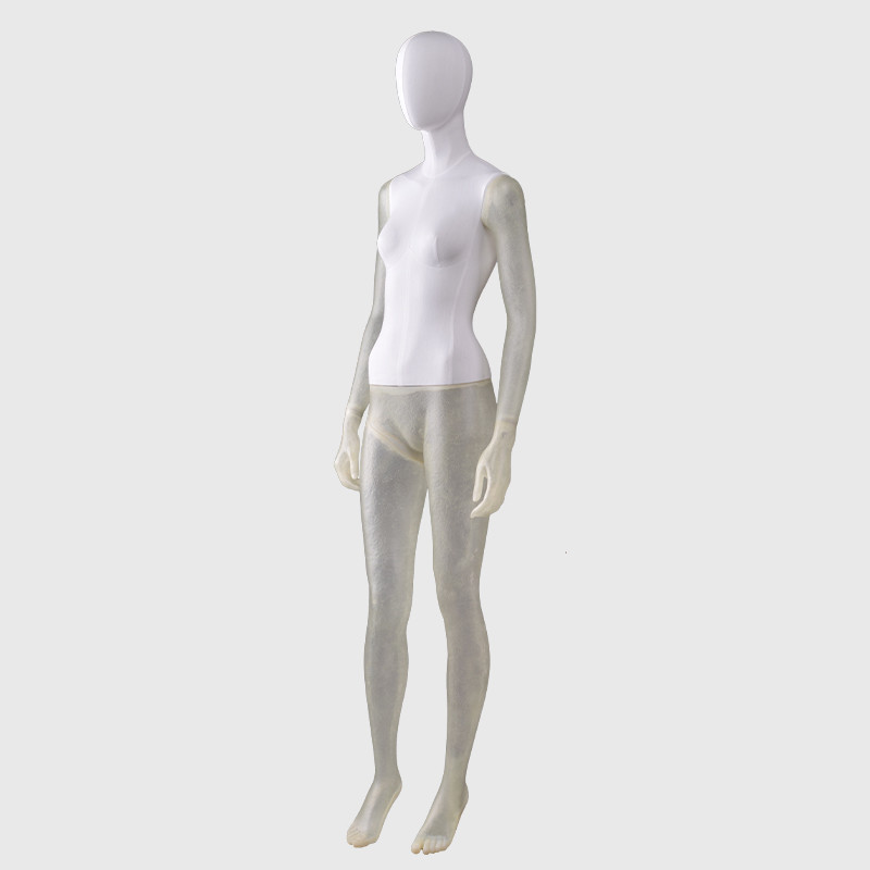 Custom sex mannequin full body used clothes mannequin