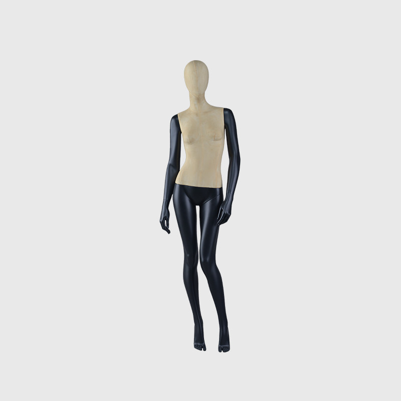 New design mannequins female realistic standing maniquies female