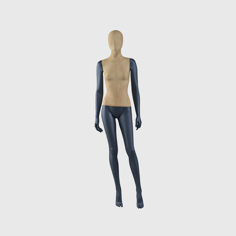 Full female mannequin black female mannequin with hips