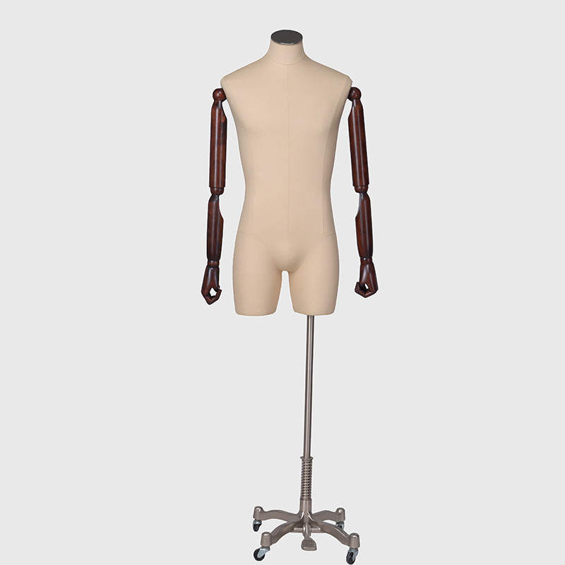 Fashion dress forms male mannequin forms for sale