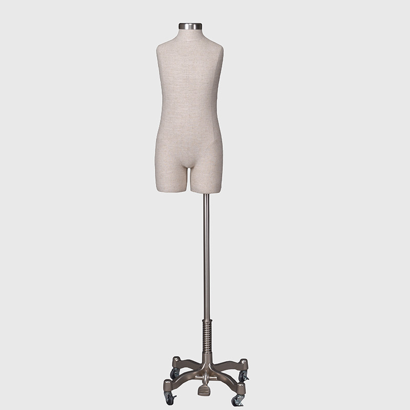 Dress form white male mannequin decorative dummy
