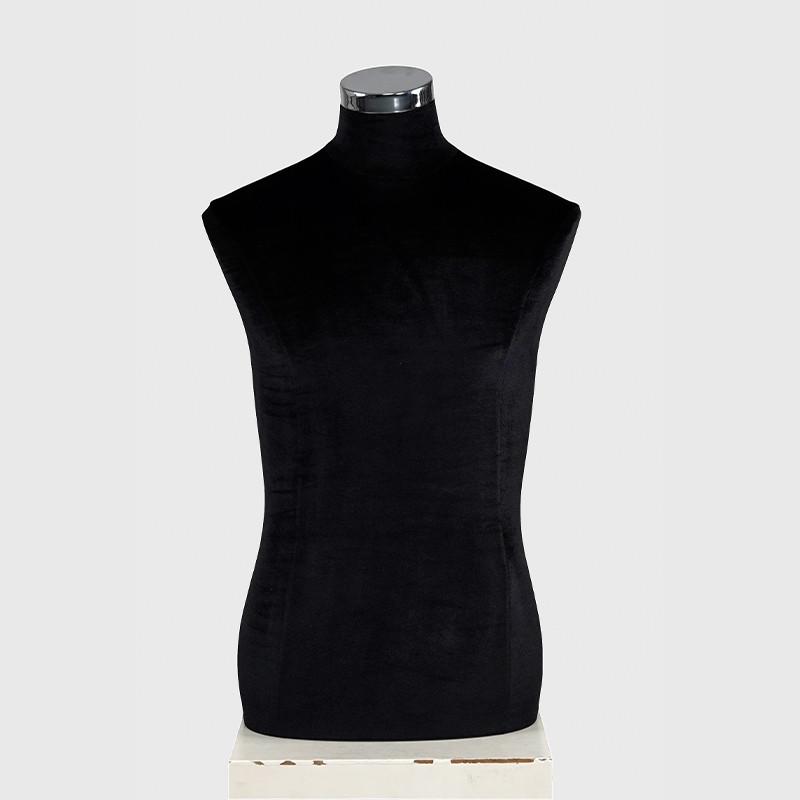 Half size dress form mannequin male