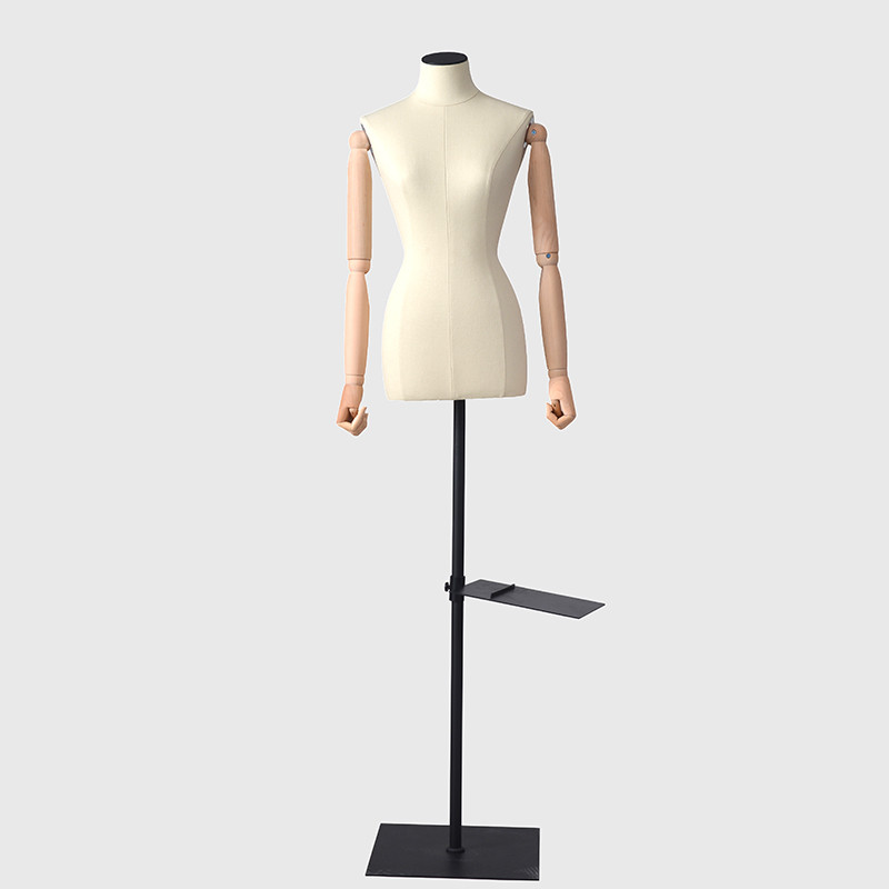 Cheap dress form covers wooden arm mannequin