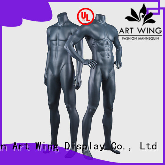 Art Wing Latest gold mannequin for business