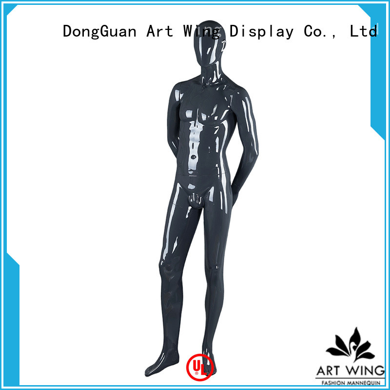Art Wing male display mannequin directly sale for shop