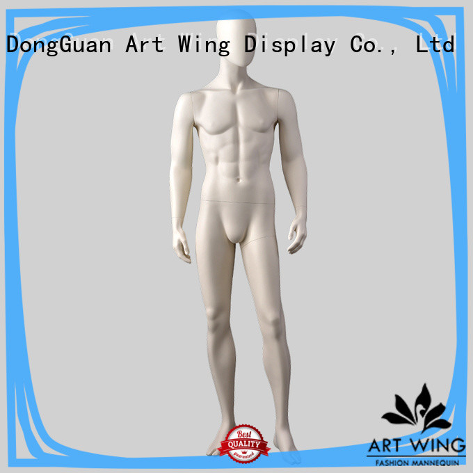 Art Wing male abstract mannequin factory price for cloth shop