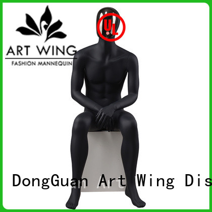 Art Wing vintage asian male mannequin wholesale for shrit
