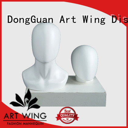 Art Wing mannequin bust for sale for business